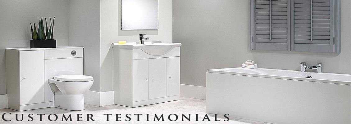 Bathroom Design Testimonials Bellshill Coatbridge Motherwell Hamilton Wishaw Bathrooms Lanarkshire