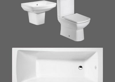 Tavistock Vibe Bathroom Suite