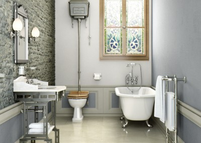 Burlington Bathroom Suite