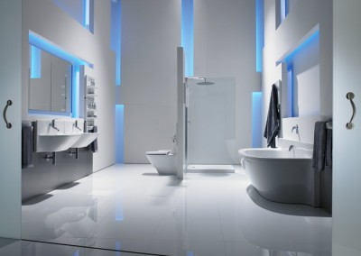 Frontalis Bathroom Suite