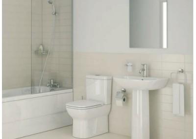 Vitra S20 Bathroom Suite