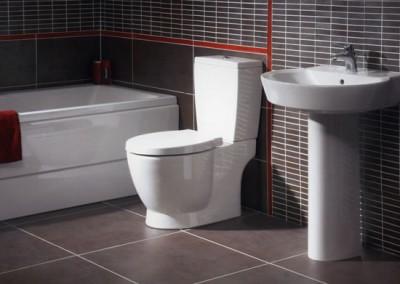 Vitra Sunrise Bathroom Suite